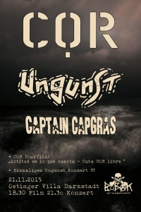 COR Captain Capgras Ungunst